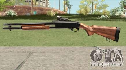 Shotgun (High Quality) para GTA San Andreas