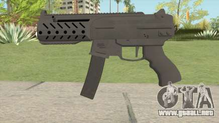 Submachine Gun MK2 (Stock) para GTA San Andreas