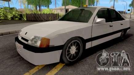 Opel Omega SA Style v2 para GTA San Andreas
