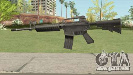 M4 V1 (MGWP) para GTA San Andreas