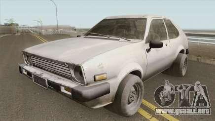 Toyota Corolla Dirty para GTA San Andreas