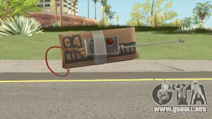 Satchel (Fortnite) para GTA San Andreas