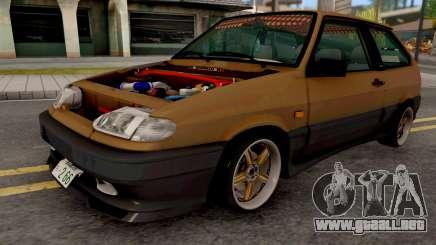 Lada 2113 Festival Stance para GTA San Andreas