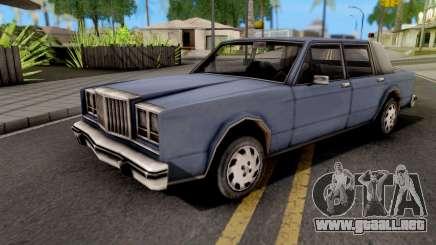 Greenwood GTA VC para GTA San Andreas