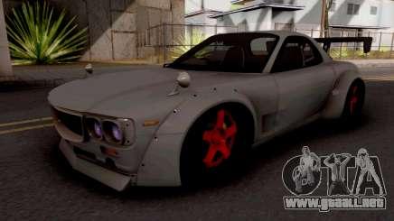 Mazda RX-7 Pandem Boss para GTA San Andreas
