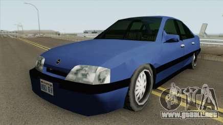 Opel Omega V3 (SA Style) para GTA San Andreas