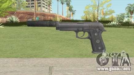 Silenced Pistol (Max Payne 3) para GTA San Andreas