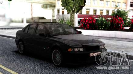 BMW M5 E39 Sedan para GTA San Andreas