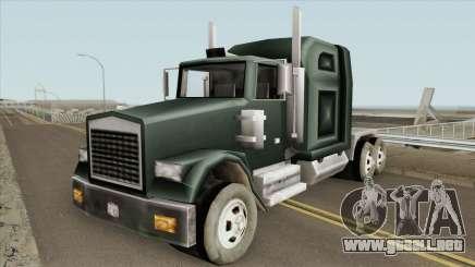 Linerunner GTA III para GTA San Andreas