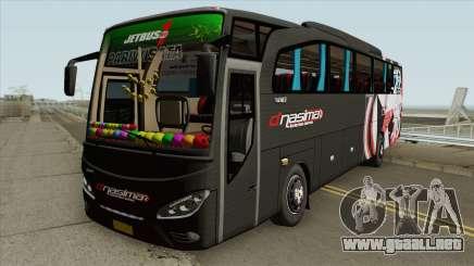 HINO RN285 Indonesian Dnasima para GTA San Andreas
