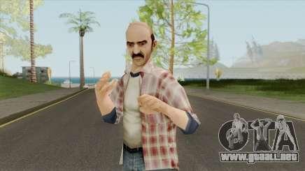 Marty J. Williams (VCS) para GTA San Andreas