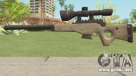 Bolt Sniper (Fortnite) para GTA San Andreas