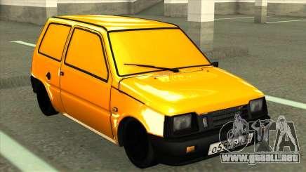 VAZ 1111 DE ORO para GTA San Andreas
