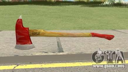Fireaxe (Fortnite) para GTA San Andreas