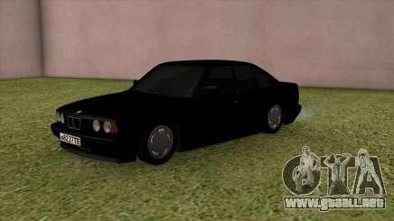 BMW 535i 90s para GTA San Andreas
