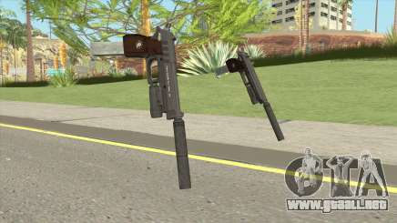 Hawk And Little Pistol (Black Tint) V2 GTA V para GTA San Andreas