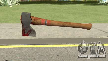 Hatchet (Bloody) GTA V para GTA San Andreas