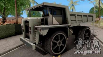Dumper Custom para GTA San Andreas