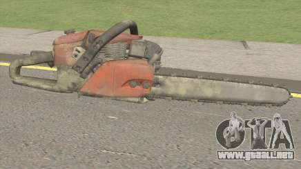 Chainsaw HQ para GTA San Andreas
