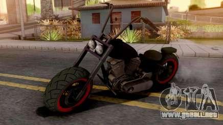 Zombie Bike para GTA San Andreas