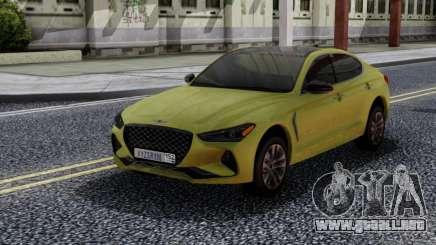Genesis G70 2018 Sedan para GTA San Andreas