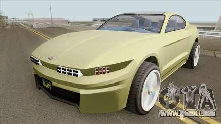Vapid Torpedo GTA V para GTA San Andreas