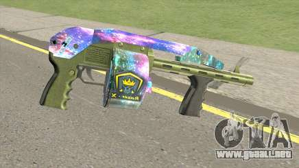 Shotgun (Ticket Skin) para GTA San Andreas