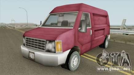 Pony GTA III para GTA San Andreas