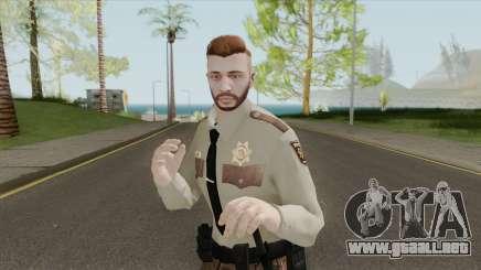 Arklay County Sheriff V2 para GTA San Andreas