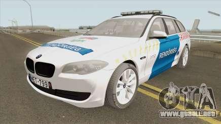 BMW 530d Magyar Rendorseg para GTA San Andreas