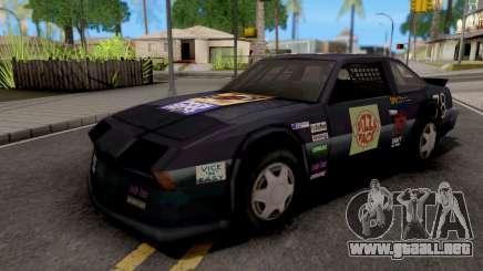 Hotring Racer A GTA VC para GTA San Andreas