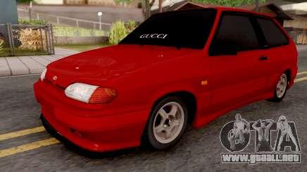 Lada 2113 GUCCI para GTA San Andreas