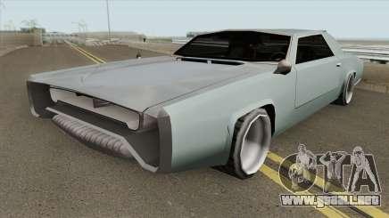 Buccanee Custom para GTA San Andreas