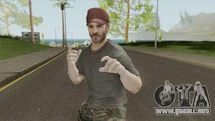 Alex Mason Casual para GTA San Andreas