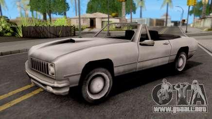 Stallion GTA VC para GTA San Andreas