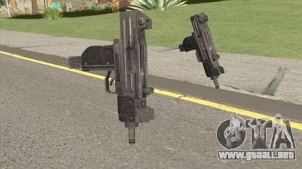 Micro Uzi HQ para GTA San Andreas