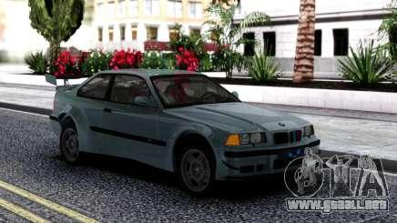 BMW M3 E36 Stock Coupe para GTA San Andreas