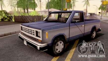 Bobcat GTA VC para GTA San Andreas