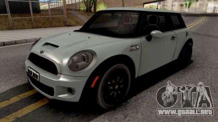 Mini Cooper John Cooper Works (Stock) para GTA San Andreas