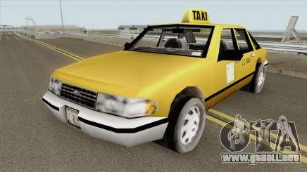 Taxi GTA III para GTA San Andreas