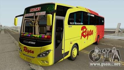 HINO RN285 Riyan Transport para GTA San Andreas