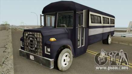 Bus GTA III para GTA San Andreas