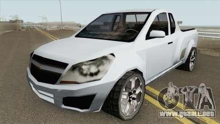 Chevrolet Montana (SA Style) para GTA San Andreas