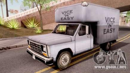 Benson GTA VC para GTA San Andreas