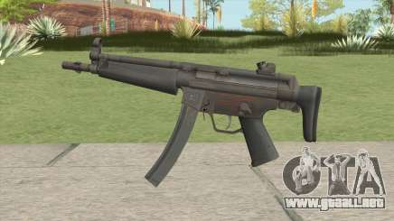 MP5 High Quality para GTA San Andreas