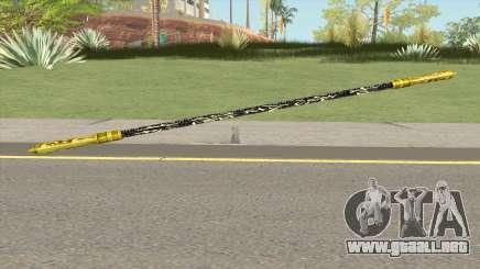Chinese Golden Stick para GTA San Andreas