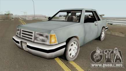 Manana GTA III para GTA San Andreas
