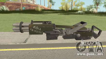 Minigun (Fortnite) para GTA San Andreas
