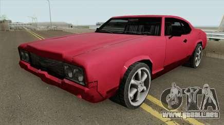 Sabre GT para GTA San Andreas
