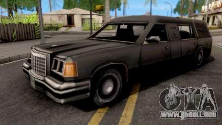 Romero Hearse GTA VC para GTA San Andreas